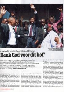 De onmacht van het ICC - De Groene Amsterdammer